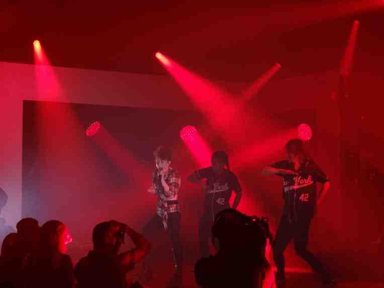 Kiesza/ Chum FM Fan Fest