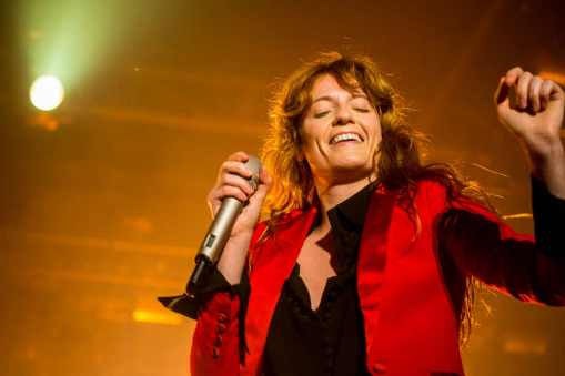 Florence Welch- Bestival 2015/Stevie Gedge