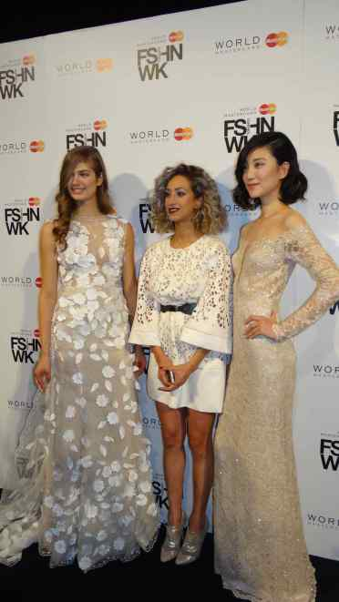 World Mastercard Fashion Week/ Narces (Image: Carla Hernandez)